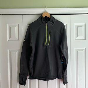 Men's EMS Polartec Fleece-Lined Pullover - Large